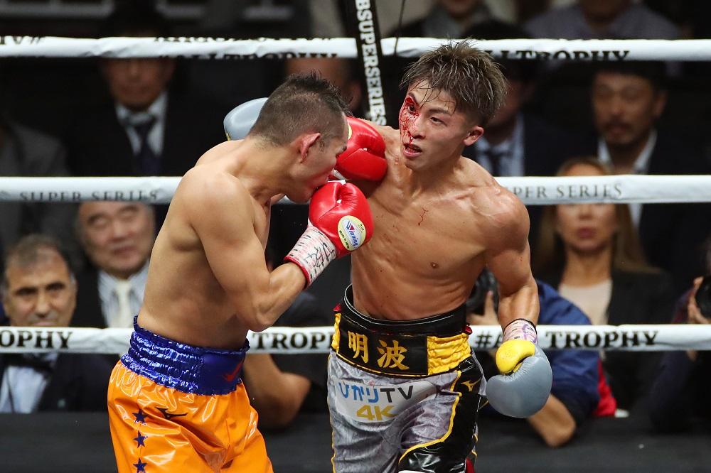 ボクシング 井上 時間