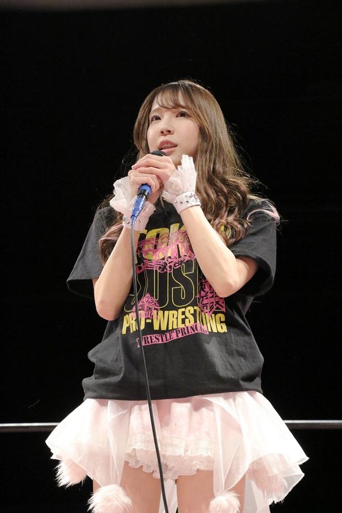 赤井沙希に激似の沙希様が11カ月ぶりに東京女子のリングに降臨【東京 ...