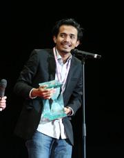 『ホールインワンを言わない女』で見事グランプリに輝いたヨセプ・アンギ・ノエン監督。長編初監督作でもバンクーバー国際映画祭で受賞を果たしたアジアの気鋭監督だ