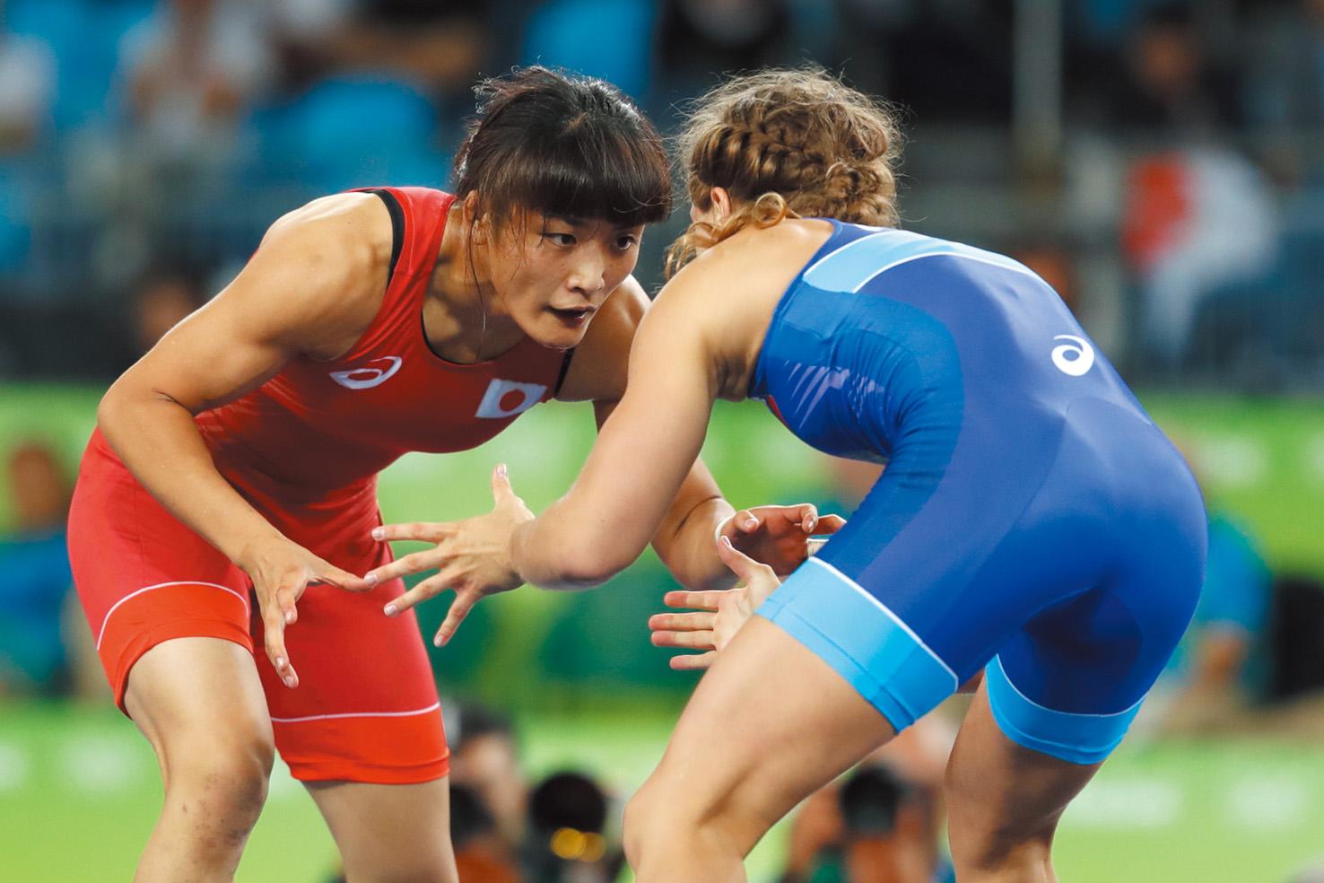 【イケメンすぎる】今注目のレスリング日本代表・ …