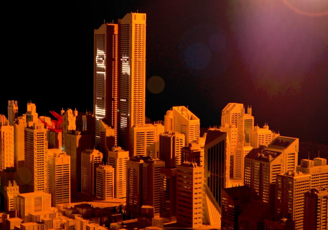 エヴァ「第3新東京市」の住人に!? 世界最大級のミニチュア・テーマパーク「SMALL WORLDS TOKYO」来春オープン