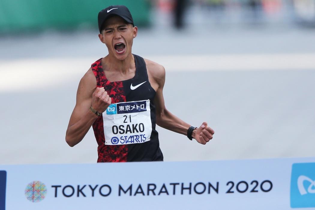 東京 マラソン 2020 結果