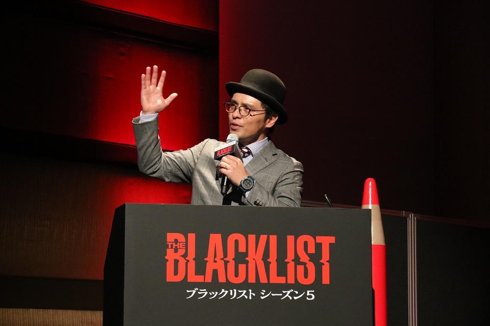赤ペン瀧川が『ブラックリスト』...